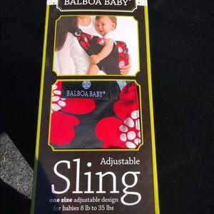 Balboa sling